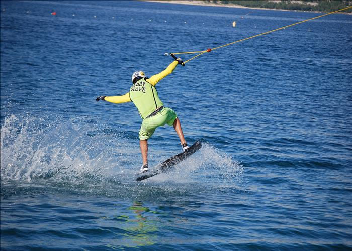 wakeboard trics