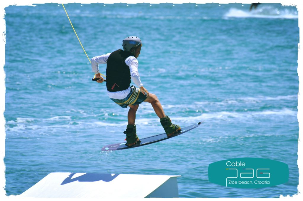 Wakeboard cable Pag