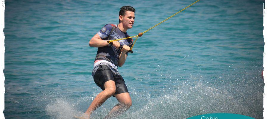 Luka Maretic wakeboard skejt