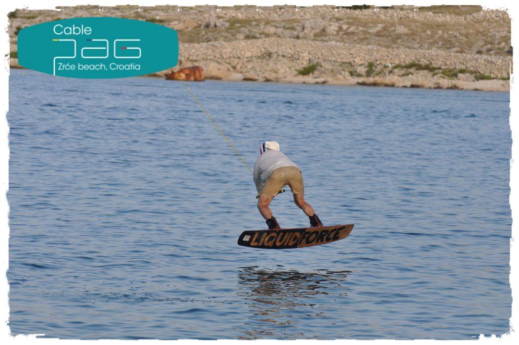 Wakeboard Novalja