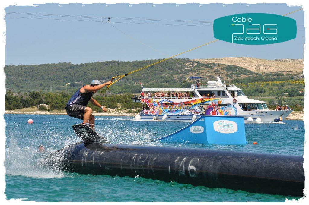 wakeboard Zrce